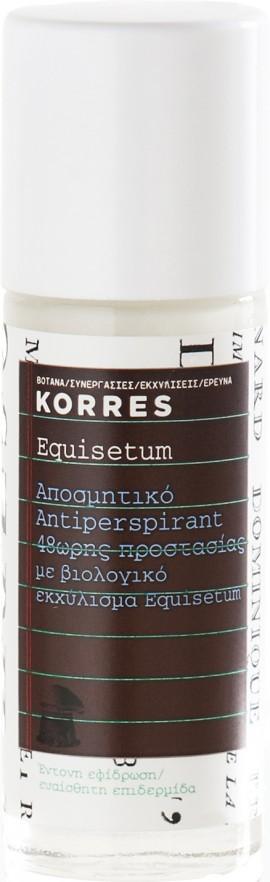 Korres Equisetum 48ωρη Προστασία Mε Άρωμα, 30ml