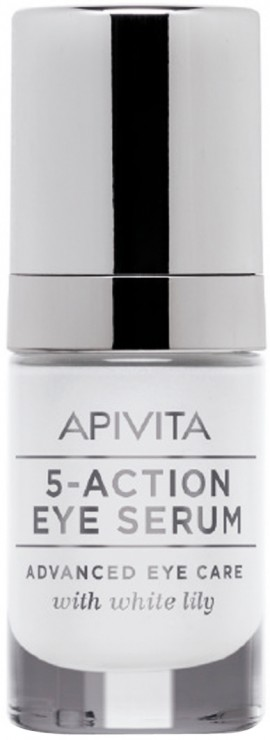 Apivita  5- Action Eye Serum, 15ml