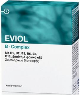 Eviol B-Complex, 60 Κάψουλες