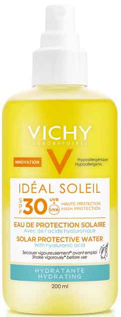 Vichy Ideal Soleil Water Hydrating SPF30, 200ml
