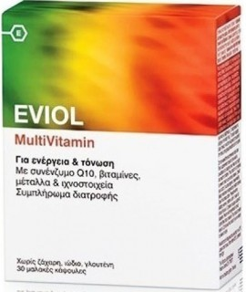 Eviol Multivitamin, 30 Κάψουλες