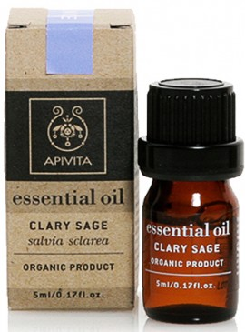 Apivita Essential Oil Φασκόμηλο, 5ml