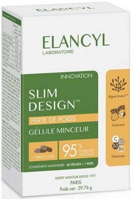 Elancyl Slim Design, 60 Κάψουλες