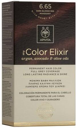 Apivita My Color Elixir 6.65 Έντονο Κόκκινο