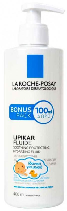 La Roche- Posay Lipikar Fluide, 400ml