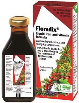 Power Health Salus Floradix, 250ml