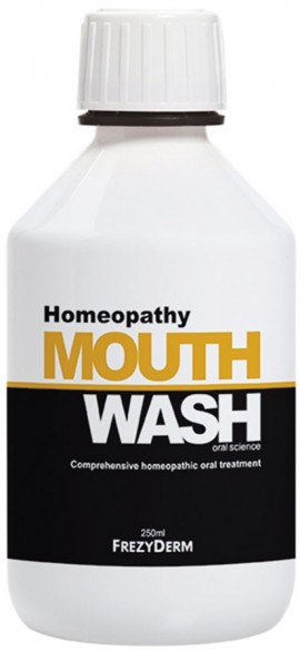 Frezyderm Homeopathy Mouthwash, 250ml