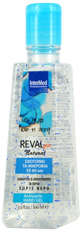Intermed Reval Plus Natural, 100ml