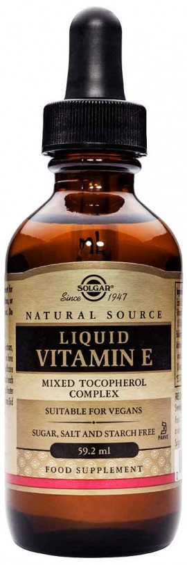 Solgar Liquid Vitamin E2000IU, 59.2ml