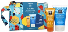 Apivita Suncare Anti-Spot Face Cream SPF50, 50ml & Δώρο After Sun Cooling Cream-Gel, 100ml
