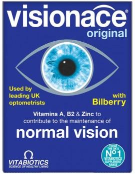 Vitabiotics Visionace Original, 30 Ταμπλέτες