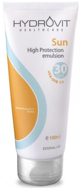 Hydrovit Sun Emulsion SPF30, 100ml
