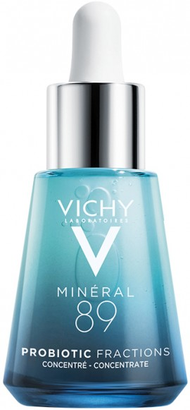 Vichy Mineral 89 Probiotic Fractions Concentrate, 30ml