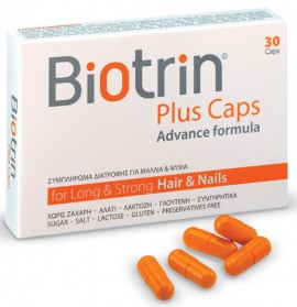 Biotrin Plus Caps, 30 Κάψουλες