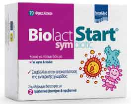 Intermed Biolact Start Symbiotic, 20 Φακελάκια