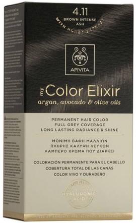 Apivita My Color Elixir 4.11 Ξανθό Έντονο Σαντρέ
