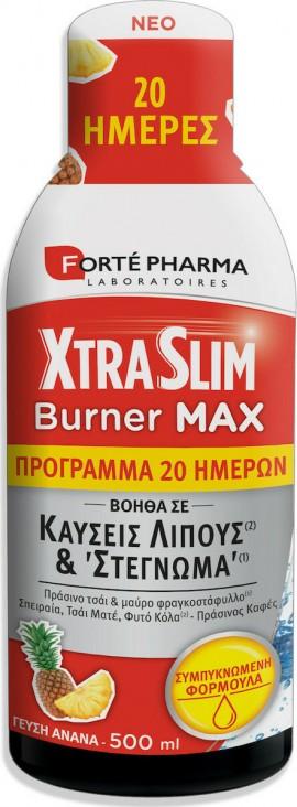 Forte Pharma Xtra Slim Burner Max Ανανάς, 500ml