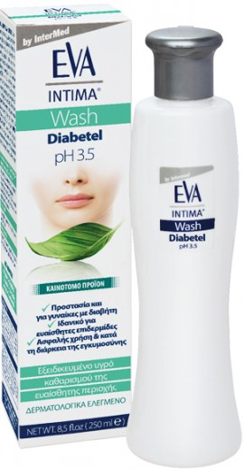Intermed Eva Intima Wash Diabetel, 250ml