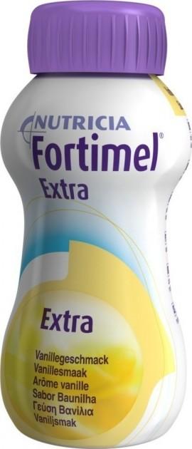 Nutricia Fortimel Extra Βανίλια, 4x 200ml