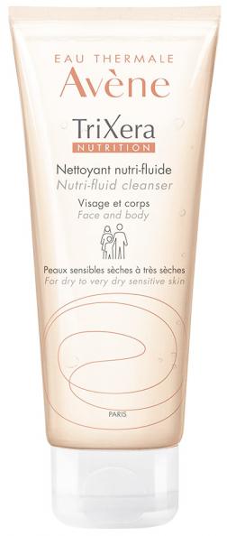 Avene Trixera Nutrition Nettoyant Nutri- Fluid, 100ml