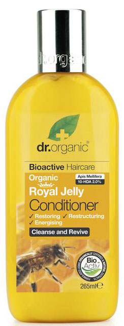 Dr. Organic Royal Jelly Conditioner, 265ml