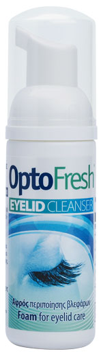Intermed Optofresh Eyelid Cleanser, 50ml