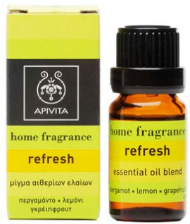 Apivita Essential Oil Refresh, 10ml