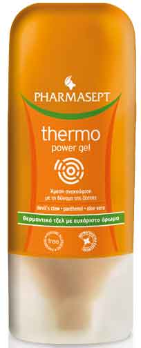 Pharmasept Thermo Power Gel, 100ml