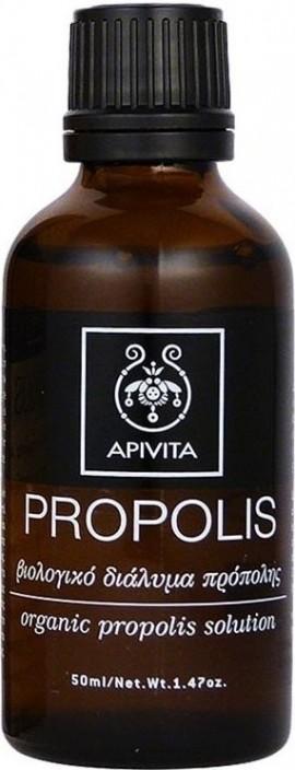 Apivita  Propolis Βιολογικό Διάλυμα Πρόπολης, 50ml