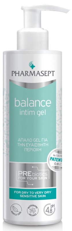 Pharmasept Balance Intim Gel, 250ml