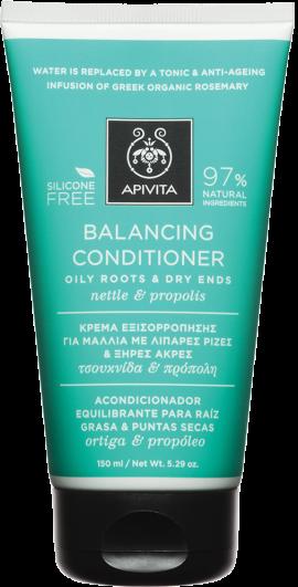Αpivita  Balancing Conditioner Με Τσουκνίδα & Πρόπολη, 150ml