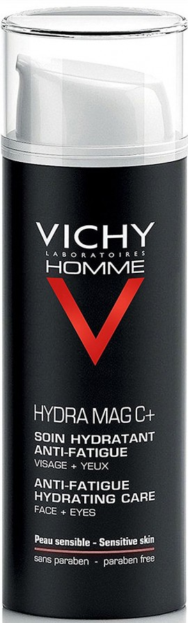 Vichy Homme Hydra Mag C+ Anti-fatigue, 50ml
