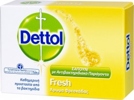 Dettol Antibacterial Fresh Soap, 100gr