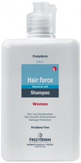 Frezyderm  Hair Force Shampoo Women, 200ml