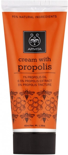 Apivita Cream With Propolis,40ml