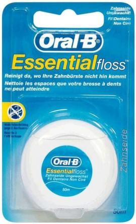 Oral-B Essential Floss Ακήρωτο, 50m