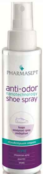 Pharmasept Tol Velvet Anti-Odor Shoe Spray, 100ml