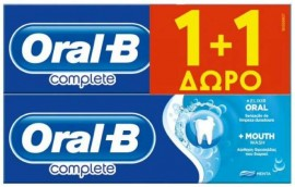 Oral-B Promo Complete 2x 75ml