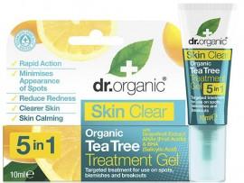 Dr. Organic Skin Clear 5 in 1 Treatment Gel, 10ml