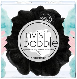 Invisibobble Sprunchie True Black, 1 Τεμάχιο