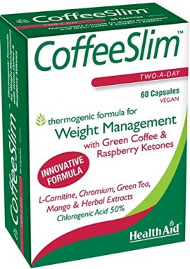 Health Aid Coffe Slim, 60 Κάψουλες