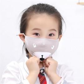 Παιδική Βαμβακερή Μάσκα Με Ρυθμιζόμενο Λαστιχάκι Ποντικάκι, 1 Τεμάχιο