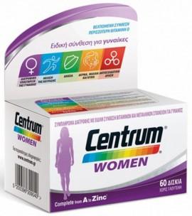 Centrum Women, 60 Ταμπέτες