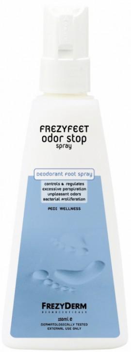 Frezyderm Frezyfeet Odor Stop Spray, 150ml