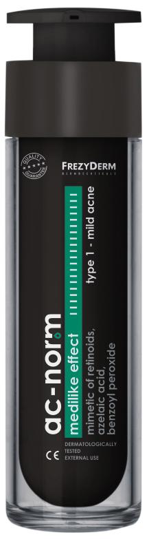 Frezyderm Ac- Norm Medilike Effect 1 Cream, 50ml