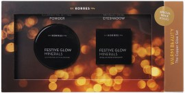 Korres Warm Beauty- The Copper Glow Set