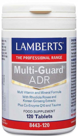 Lamberts Multi-Guard ADR, 120 Ταμπλέτες