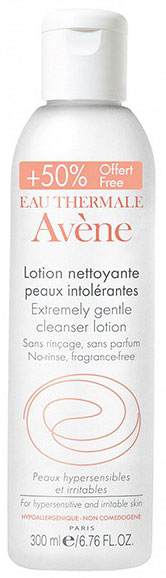 Avene Extremely Gentle Cleanser Lotion, 300ml