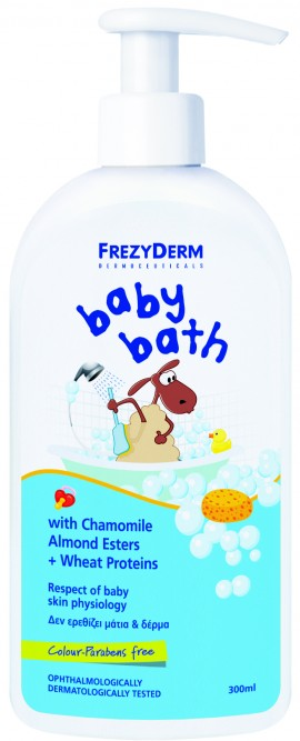 Frezyderm Baby Bath, 300ml