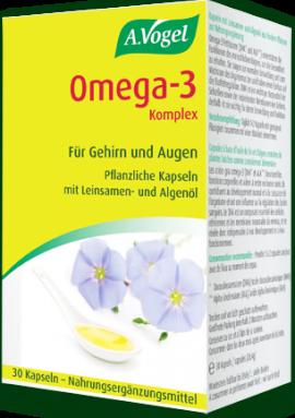 A.Vogel Omega-3 Complex,  30 Κάψουλες